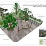 Weibelfeldschule Plan
